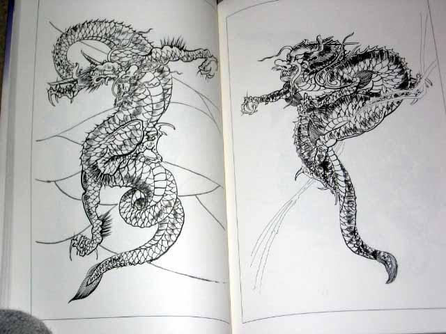Dragon drawings car interior design for Dragon tattoo book